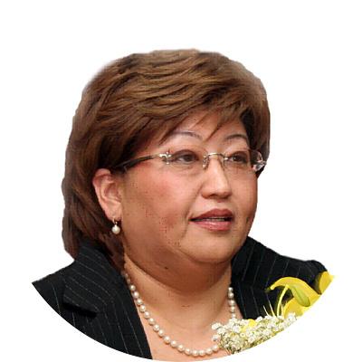 Сания Калдыгулова